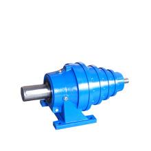 High torque planetary P series gear speed reducer