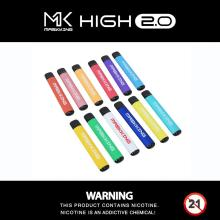 Maskking Top Selling disposable electronic cigarette 370mah