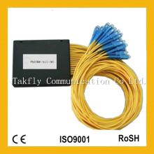 Boîte ABS 1X32 2.0 Sc pour Epon / FTTH / Fibre Optique PLC Splitter