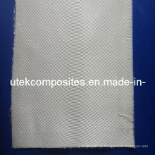 400GSM cetim pano de fibra de vidro de alta sílica