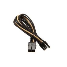 18AWG EPS 12V 8pin à PCI-E 6 + 2-Pin Splitter Cable