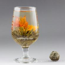 EU STANDARD Royal Lily green blooming tea