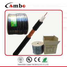 High quality best price cambo RG59 cable 75ohm/50ohm with CCS/BC pass CE/UL/ISO9001 certificate factory/manufacturer in shenzhen
