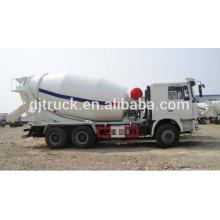 Camión del mezclador de cemento de 10CBM HOWO / Camión mezclador de RHD HOWO / Camión del hormigón de RHD Howo / Camión del mezclador de RHD / Camión del cemento / camión concreto