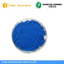 GMP/ISO Cosmetic Grade copper peptide ghk-cu /GHK-Cu powder
