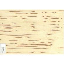 Chapa de madera de hielo blanco