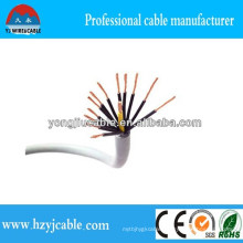 Control Cable 12*0.5mm 12*0.75mm 12*1mm Copper Cable Control Cable Specification Flexible Control Cable Multicab