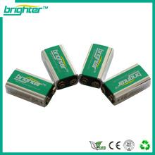Top Selling 9V 6lr61 Mercury Free Alkaline Batterie
