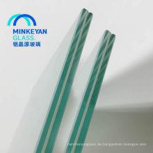 Gebäudefensterglas 6mm 8mm 10mm reflektierende Verbundglasfabrik