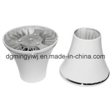 Aluminum Die Casting Molds for LED Light Parts with Machining Treatment Made in China