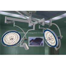 La double tête de lampe a mené la lumière avec le système de caméra
