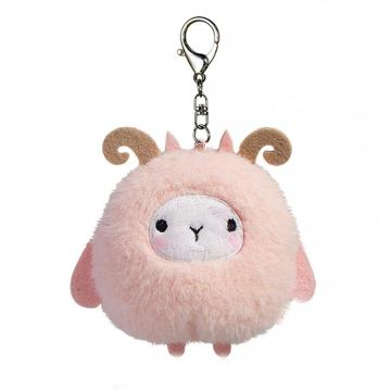 PLUSH SHEEP KEY CHAIN-0