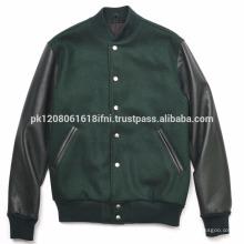 GREAT GILL's INCORPORATION unisex varsity jacket