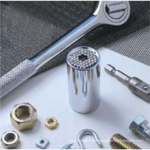 Gator Grip 7-19mm Universal Socket Ratchet Wrench Metal Wrench Magic Grip