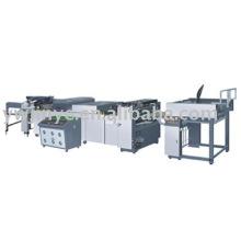 Voll-automatischen UV-Beschichtungsanlage
