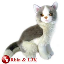 Neujahr Plüschtier Katze Kissen