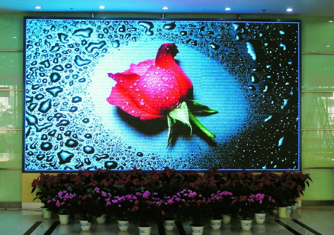 P2.5 Full color led display