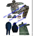 Military Camouflage Raincoat Poncho Poncho Liner