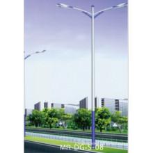 9 Meters Lamp Pole for LED Street Light Single Arm