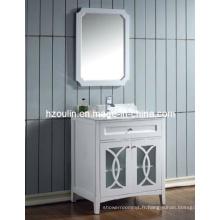 Vanité de salle de bain Quartz Top (BA-1112)