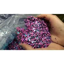 Holographic Glitter Chunky Glitters Pour Le Corps Et Les Ongles