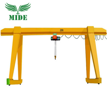 5 tonelada sa 20ton Electric Hoist Gantry Crane