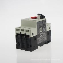 Disyuntor eléctrico trifásico de la protección del motor de la fase del aire Dzs12-08m32 3