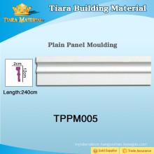 Multi-Color PU wall panel moulding With Fashionable Styles