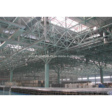 Prefabricated Space Frame System Industrial Warehouse