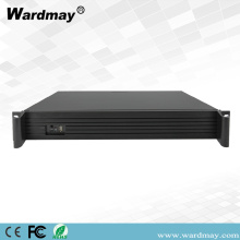 Keselamatan 1.5U H.265 36chs 4K Network Security NVR