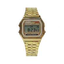 Most popular products female gold watches fancy watch for man
