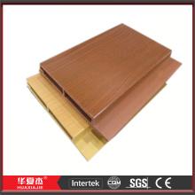 Interior Wood Plastic Wall Paneling Construction Materials