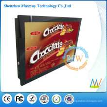 VESA Wall-mounting bracket 15 inch digital advertising lcd player