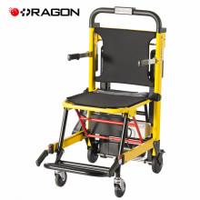 Escalier automatique escalade chaise d'escalier d'ambulance en fauteuil roulant pour les escaliers