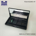 Four Plastic Eye Shadow Palette Make Up Case