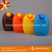 special shampoo plastic bottle printing