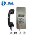 Téléphone SIP / VoIP de la prison, Téléphones sans fil robustes, Lots de stationnement Téléphone d'urgence
