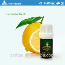 100% reines ätherisches Öl Zitronenöl Aromatherapie ätherisches Öl