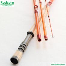 Gelb Yr9078-4 Qualität gemacht Klassische Fiberglas Fliegenrute