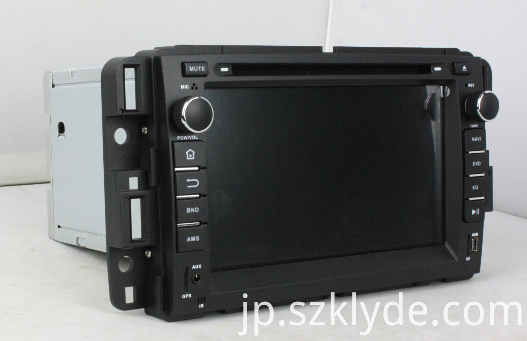 Android Car DVD Player For GMC Tahoe