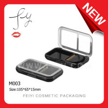 2 Colors Compact Powder Container