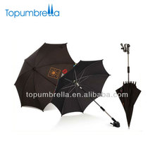 15 Zoll 8 Rippen Mode Parm Baby Regenschirm Kinderwagen