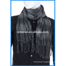 Gentleman scarf for men and fabric wholesale scarf