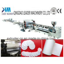 Foam Machinery PE Polyethylene Micro Foam Sheet Extrusion Machine