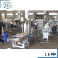 Plastique sous-marin de machine d'extrusion de fil électrique pour le mélange principal de couleur