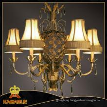 European Style Hotel Decorative Pendant Lamp