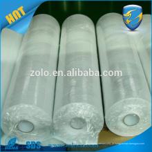 Materiais de etiqueta de vinil destrutíveis personalizados, rolos de papel de etiqueta de casca de casca em branco, materiais de etiqueta de segurança