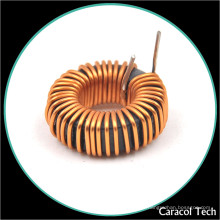 3 pinos Toroidal Common Mode Choke Power Inductor 10uh para PCB Board