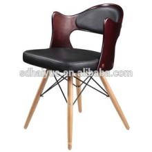 фанера ресторан хорошего качества стула обеденный стул с деревянной ноги