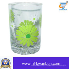 Drinking Glass Cup with Decal Printing Home Decorationkb-Hn0410